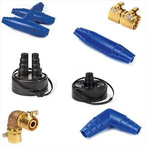 Luxusheat Microflex Fittings Range