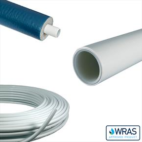 Luxusheat WRAS Approved Pipe Range