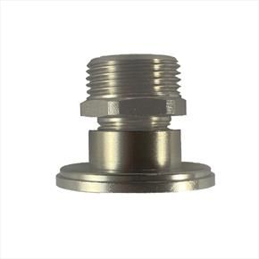 Luxusheat Nickel Plated Flange Nut DN40 for Single Zone Control Set