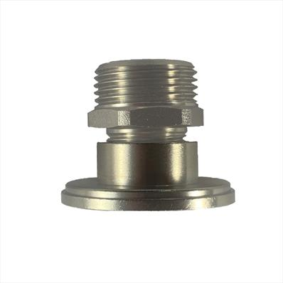Nickel Plated Flange Nut DN40 for Single Zone Control Set