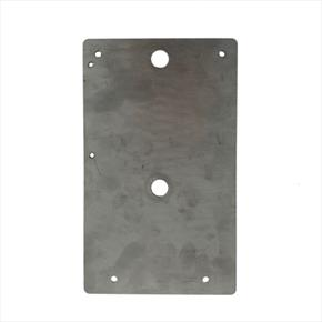 Luxusheat Backing Plate for Single Zone Control Set