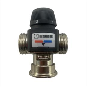 Luxusheat VTA352 TMV Blending Valve for Single Zone Control Set