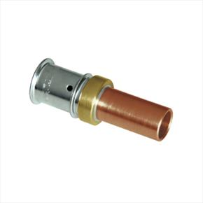 Luxusheat Press Adaptor for Copper Pipes from 16mm to 32mm