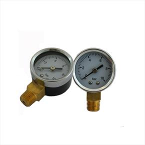 Luxusheat's Replacement Manifold Pressure Gauge