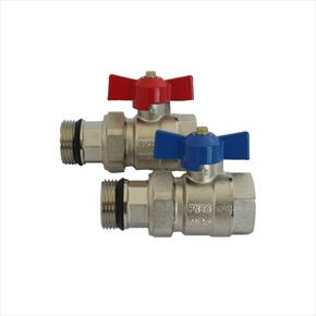 Luxusheat's Main Isolation Valve