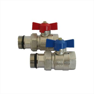 Manifold Main Isolation Valve