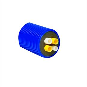 Luxusheat Microflex Quadro Pre-Insulated Pipe