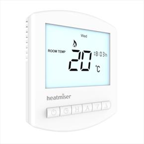 Luxusheat Heatmiser Slimline-N 12v Thermostat