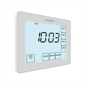 Heatmiser TM4 4 Zone Time Clock Programmer V2
