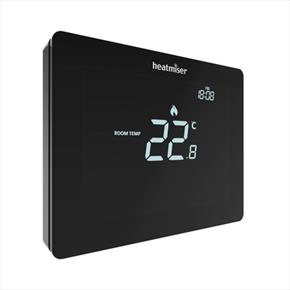 Luxusheat Heatmiser Touch - Programmable Touchscreen Carbon