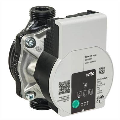 Wilo Circulation Pump RS25/6 For Single Zone Control Set