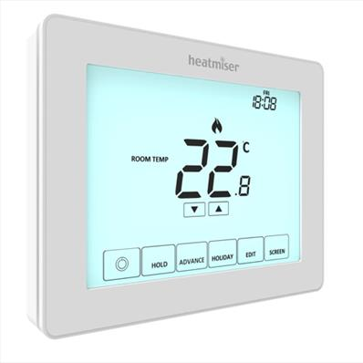 Heatmiser Touch - Programmable Touchscreen (240v)